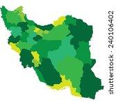 iran | Shutterstock .eps vector #240106402