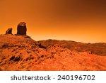 View Red Terrestrial Planet - Fine Art prints