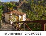 Nature In Masca Village ...