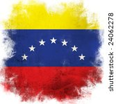 flag of venezuela | Shutterstock . vector #24062278