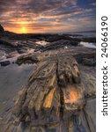 rocky coastline | Shutterstock . vector #24066190