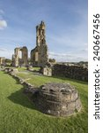 Byland Abbey Is An Ancient...