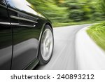 driving a car | Shutterstock . vector #240893212