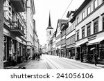 erfurt  germany    jun 16  2014 ... | Shutterstock . vector #241056106