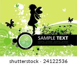 fantasy background | Shutterstock .eps vector #24122536