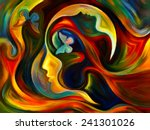 colors of the mind series.... | Shutterstock . vector #241301026
