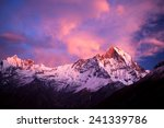 Mount Machapuchare  Fishtail ...