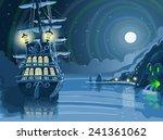 Nocturnal Pirate Caribbean...
