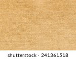 burlap texture background | Shutterstock . vector #241361518