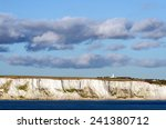 White Cliffs Of Dover And Sout...