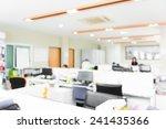 office organization blur... | Shutterstock . vector #241435366