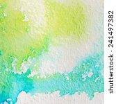 watercolor background | Shutterstock . vector #241497382