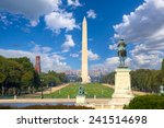 washington monument  and... | Shutterstock . vector #241514698