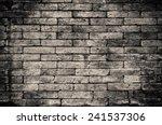brick wall background | Shutterstock . vector #241537306