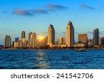 Skyline Of San Diego ...