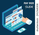 Pay Per Click  Infographics...