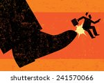 getting fired | Shutterstock .eps vector #241570066