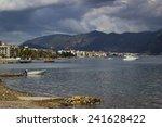 Landscape. Bay Of Icmeler In...