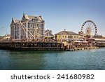 cape town  south africa   april ... | Shutterstock . vector #241680982