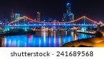 view on interesting modern... | Shutterstock . vector #241689568