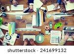 office business adminstratation ... | Shutterstock . vector #241699132