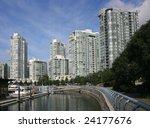 false creek and yaletown in... | Shutterstock . vector #24177676