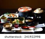 japanese breakfast | Shutterstock . vector #241922998