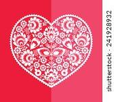 Valentine's Day Card   Polish...