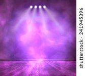 background in show. vector... | Shutterstock .eps vector #241945396