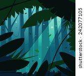 cartoon illustration of the... | Shutterstock .eps vector #242077105