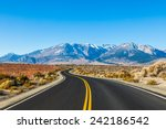 road trip  usa | Shutterstock . vector #242186542