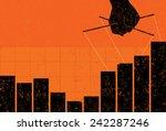 profit manipulation | Shutterstock .eps vector #242287246