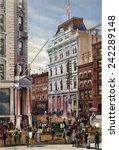 New York Stock Exchange In 1882 ...