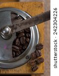 Manual Coffee Grinder And...