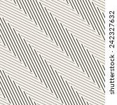 vector seamless pattern. modern ...   Shutterstock .eps vector #242327632
