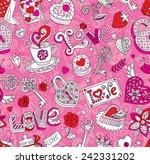 seamless vector pattern for... | Shutterstock .eps vector #242331202