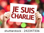I Am Charlie  In French  Card...