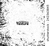 grunge texture   abstract stock ...   Shutterstock .eps vector #242363845