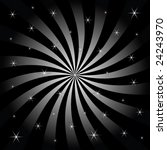sunburst retro vector | Shutterstock .eps vector #24243970