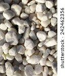 pebble  | Shutterstock . vector #242462356