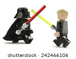 Постер, плакат: Lego Star Wars minifigure