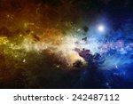 astronomical scientific...   Shutterstock . vector #242487112