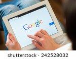 samara  russia   january 08 ... | Shutterstock . vector #242528032