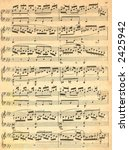 Old Musical Notes