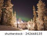 Northern Light  Aurora Borealis ...