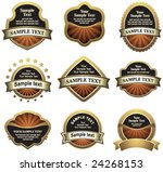 set of design elements | Shutterstock .eps vector #24268153