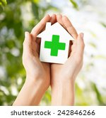 care  help  charity and people... | Shutterstock . vector #242846266