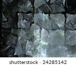 abstract background. green  ...   Shutterstock . vector #24285142