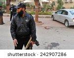 islamabad pakistan   january 04 ... | Shutterstock . vector #242907286