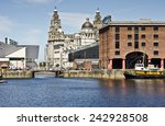 liverpool  united kingdom  ... | Shutterstock . vector #242928508
